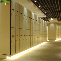 Jialifu card operated lockers