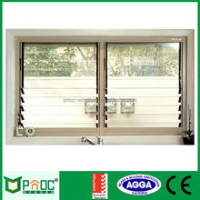 Cheap aluminum glass louver with new design style sales in Alibaba