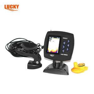 Good quality with reasonable price 125 khz sonar fish finder