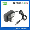 12 6 volt 12.6v 2amp wall mount li-ion battery charger for 3s 11.1v 8-12ah battery pack