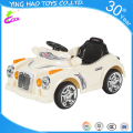 Kids plastic outdoor cheap battery operated ride on classic car