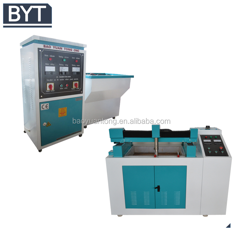 New Technology !!! high efficient metal deep etching machine