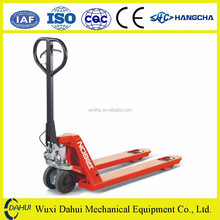 low price hand pallet truck AC20 brake with ce