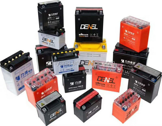 12N7 factory wholesale start  motorcycle battery