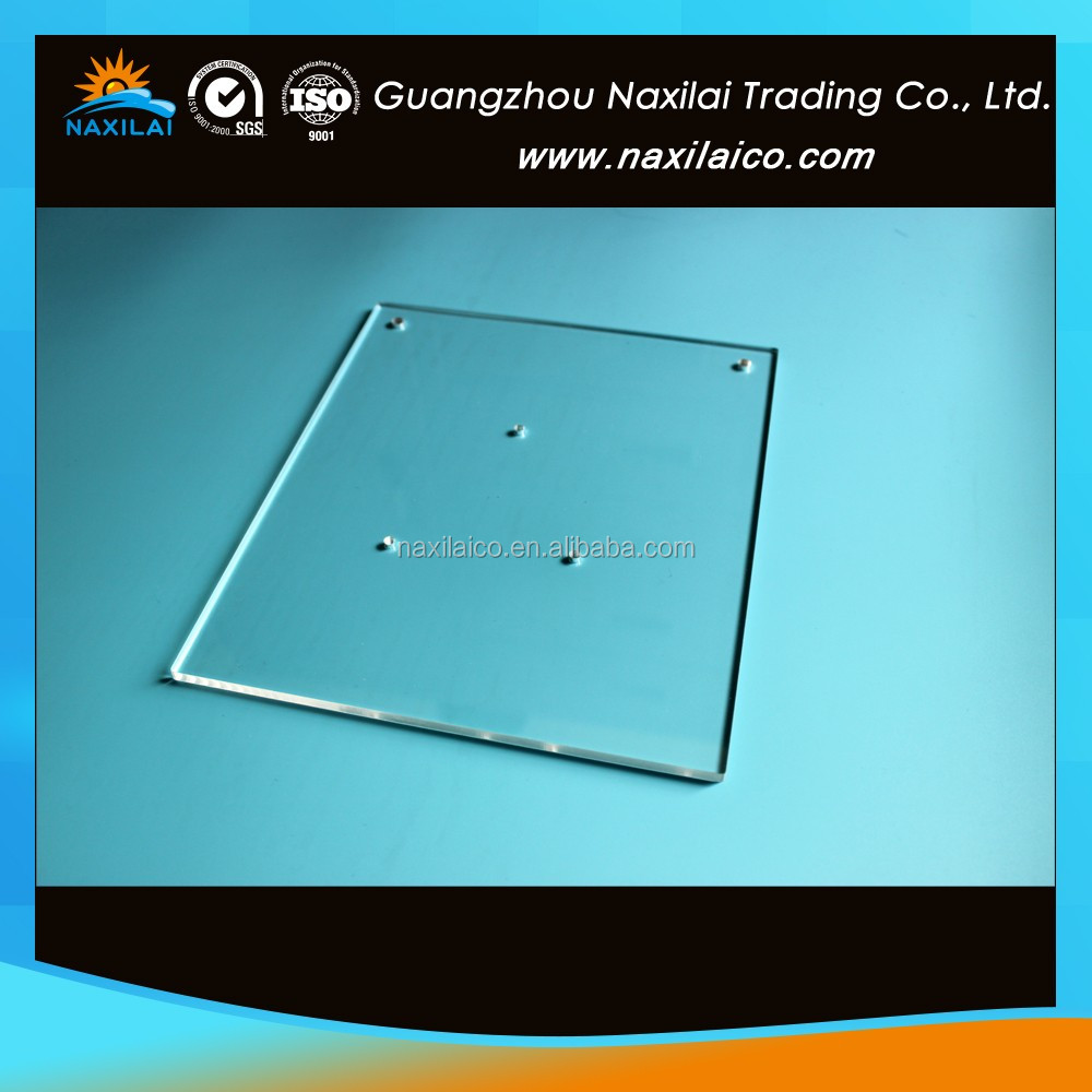 best price plastic cut to size 5mm cast clear acrylic sheet