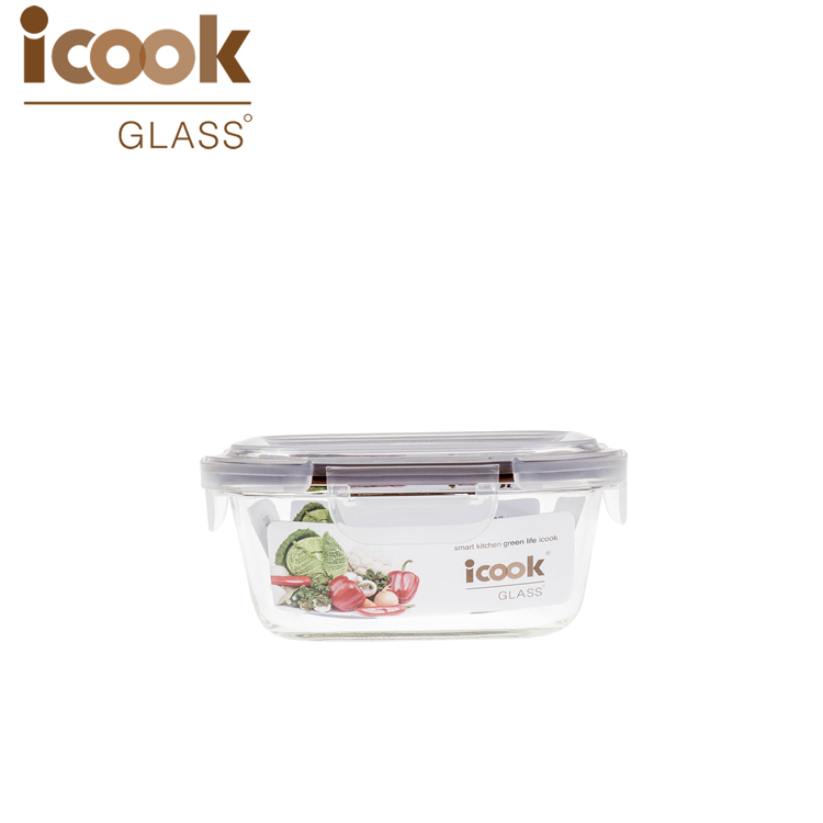The Cheapest Glass Food Container Eco Friendly Lunch Box