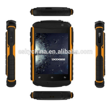New Rugged smart phone Doogee DG150 android 4.2 MTK6572M Dual core 3.5 inch IPS screen mobile phone