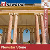 Newstar natural stone greek column decorative outside