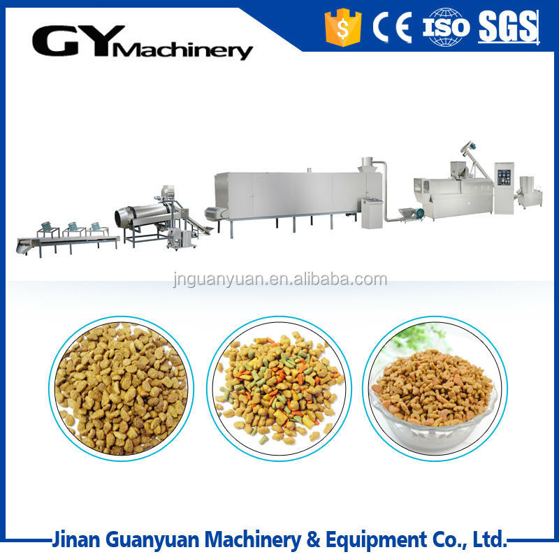 Hot sale High nutrition dog food running machines