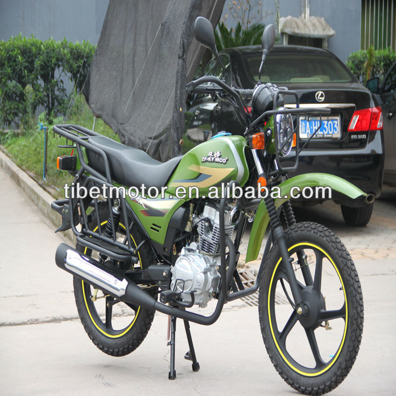 Best quality 200cc gas motobike with low price ZF200-3C (XVI)
