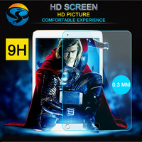 Quality guaranteed 9h milo tempered glass screen protector for ipad mini