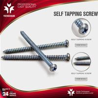 Low price and high quality wholesale flat head torx drive self tapping screw for sale from China Tianjin