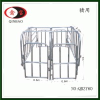 Wholesale pig farming equipment sow gestation crates individual sow pen
