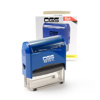 CGS 4915 Self inking stamp/for deposit only stamp/ Trodat stamp