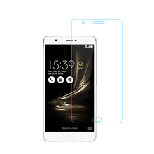 Nano glass 5D full cover Tempered Glass Screen Protector For Asus Zenfone 3