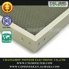 Changzhou laser machine aluminum honeycomb