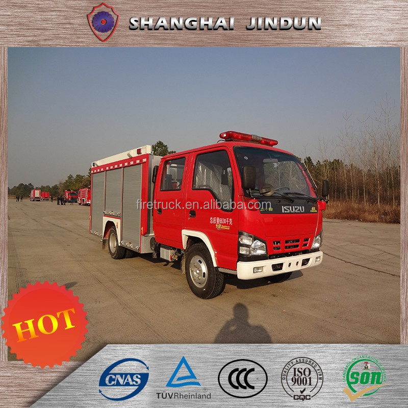 New Sinotruk Fire Fighter,180Hp Fire Fighter Engine