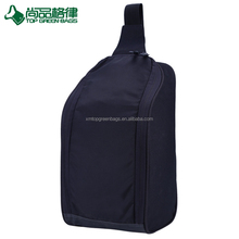 Fashionable 600D Waterproof Sport Shoe Carrying Case boot bag