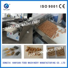 Peanut butter candy making machine, peanut brittle cutting machine