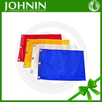 Factory supply 2015 hot selling colorful golf flag