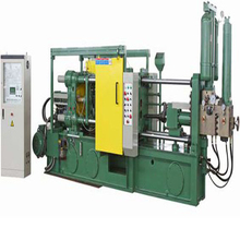 Low pressure cold chamber die casting machine from matata