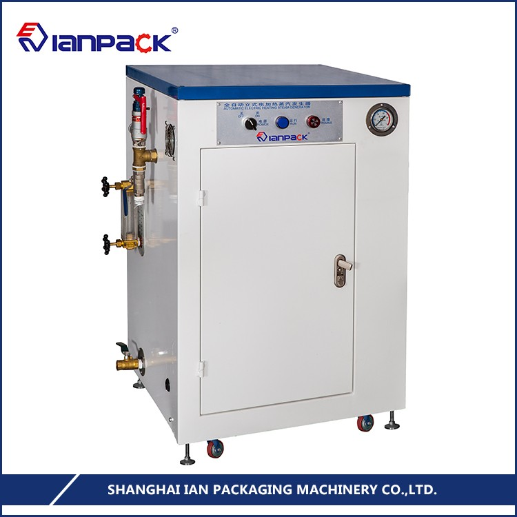 Professional Manufacturer IANPACK 24kw 36kw 48kw Electric Heating Steam Generator Boiler