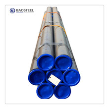 ms carbon steel boiler pipe ASME SA 106 steel pipe middle and high pressure boiler tube