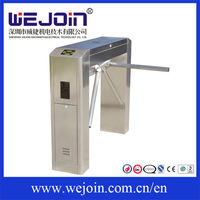 turnstile barcode reader