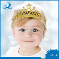 Wholesale fashion elegant crown baby headbands