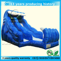 durable inflatable water slide blower