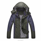 Water Resistant Outdoor Winter Jacket for Men Biking Jacket Hiking Jacket OEM