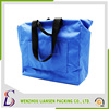 Wholesale custom printed foldable fashion utility large Shopping oxford tote bag