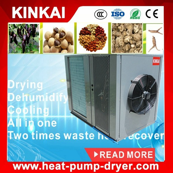 Air Source Heat Pump Black Pepper Drying Machine For Black Pepper Mushroom. Paper
