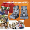 2014 Most safety baby cradle car seat
