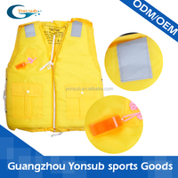 new style neoprene life jacket for surfing