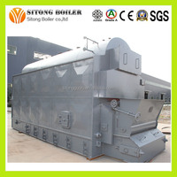 Fully Automatic Wood Pellet Steam Boiler for Sale, Wood Chip Boilers