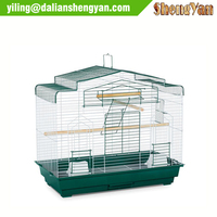 Large stainless steel macaw bird cage for sale