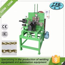 Alibaba China Market Chain Link Fence Mesh Making Machine With Best Price