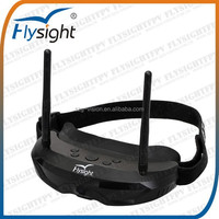 C522 Flysight 5.8GHz All-in-one Wireless Video Goggles SPX01 854*480(WVGA) 7CH 100% Compatible with Fatshark/Immersion RC Vtx
