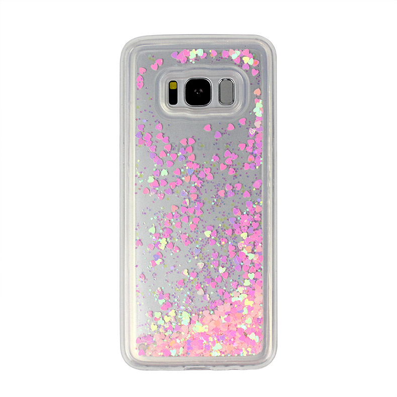 fashion Quicksand liquid water bling case for samsung galaxy j7 j2 S7 UV glitter liquid phone case for iphone 7 7 plus 6s 6 plus
