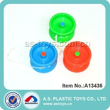 Colorful wholesale plastic mini yoyo