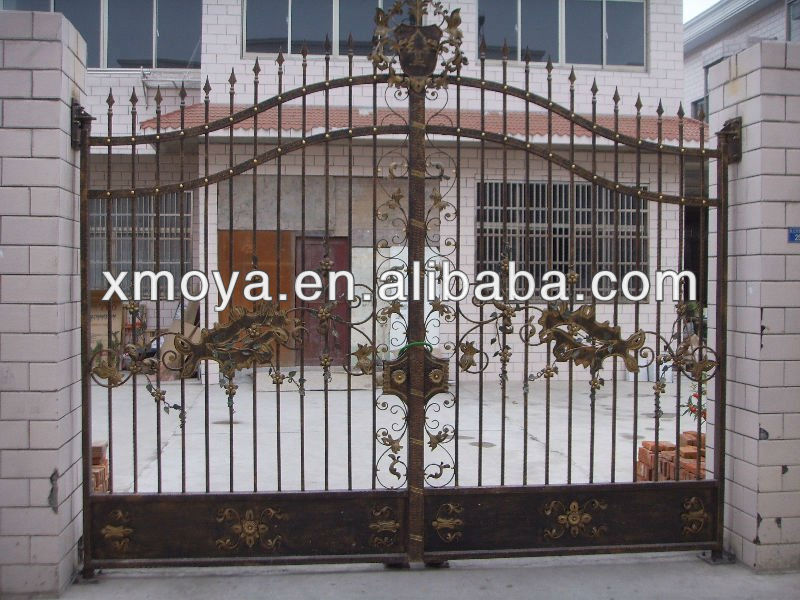 Main Iron Gate Design Home   Buy Main Gate Design Home,Main Iron Gate,Gates  Design Product On Alibaba.com Part 77