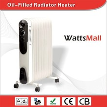White& Black Oil Filled Heater/ Radator/Radiant Warmer with CB/ RoHS