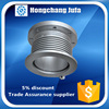 Big axial movement double flange stainless steel compensator bellow
