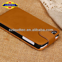 Classical Leather Mobile Phone Case For IPhone 5C,For IPhone 5C Flip Case Laudtec