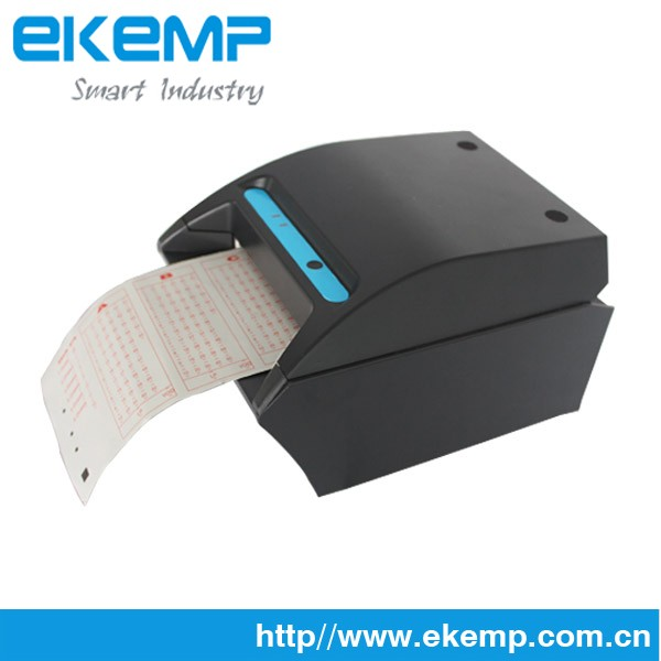 Hot Sale ORM with Printer Lottery Slip Scanner Lottery Receipt Thermal Printing
