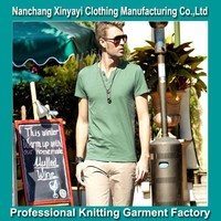 2015 New Products Sale The Best Last T Shirt Designs For Men In American Made In China Direct Knitting Garment Factory