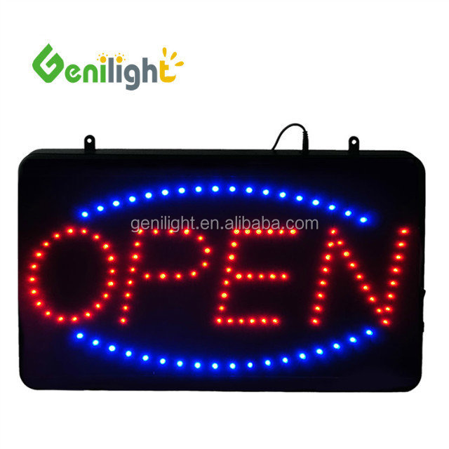 open hot sales led sign display