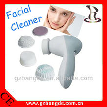 4 in 1 Multinational Electric Face Cleaner for Deep Cleansing BD-FC001