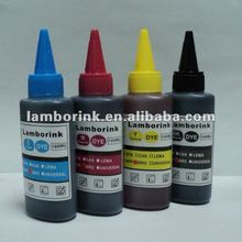 Hight quality Dye ink for Brother MFC-210C/410CN/3240C/5440CN/DCP-110C/FAX-1840C